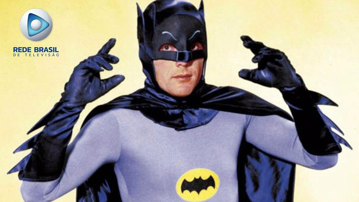 """Rede Brasil Estreia a Clássica Série """"Batman"""" Em HD & Dolby Stereo"""