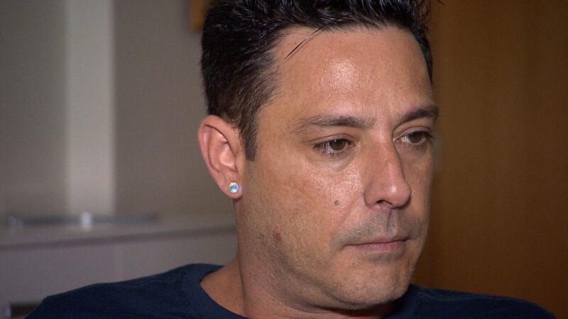 Cantor Vavá, ex- Karametade, revela luta contra depressão e alcoolismo ao Domingo Espetacular