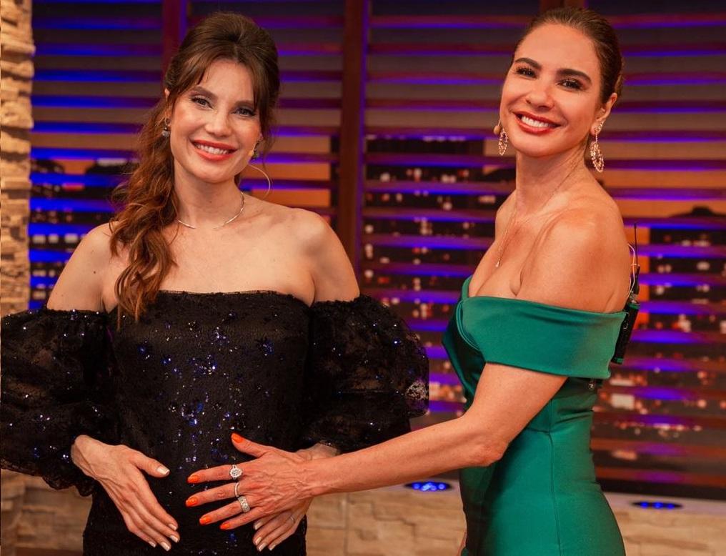 Tânia Mara e Júlia Pereira participam do 'Luciana By Night' de hoje (20)