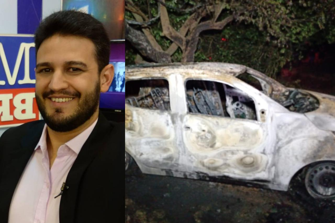 URGENTE: Jornalista da Record TV é sequestrado em sua casa
