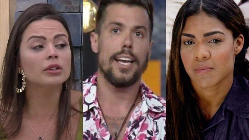 Enquete: Lipe Ribeiro, Tays ou Victoria? Vote em quem DEVE SAIR de A FAZENDA 12