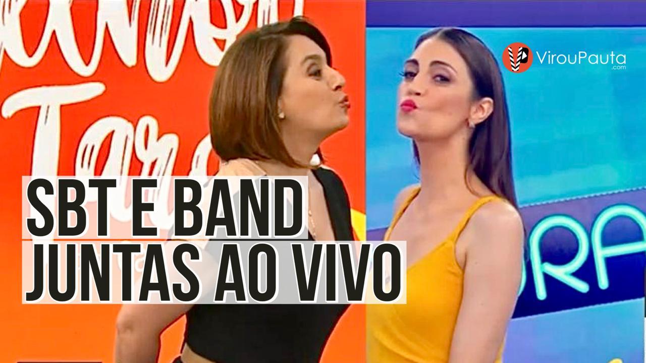 """Assista """"Triturando"""" e """"Melhor da Tarde"""" juntos ao vivo em parceria inédita"""