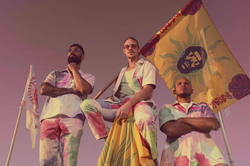 "Major Lazer lança ""Music Is The Weapon"", aguardado quarto álbum de estúdio do trio"
