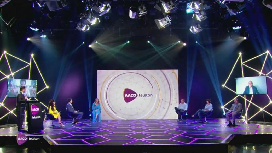 Ivete Sangalo, Luan Santana e Marília Mendonça participam da Campanha AACD Teleton 2020