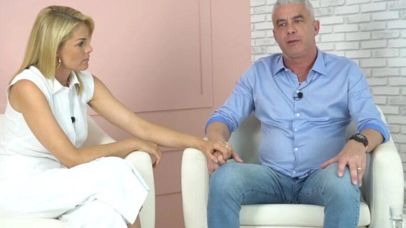 """""""Meu amor voltou pra casa"""" Ana Hickmann comemora retorno do marido após 2 semanas internado"""