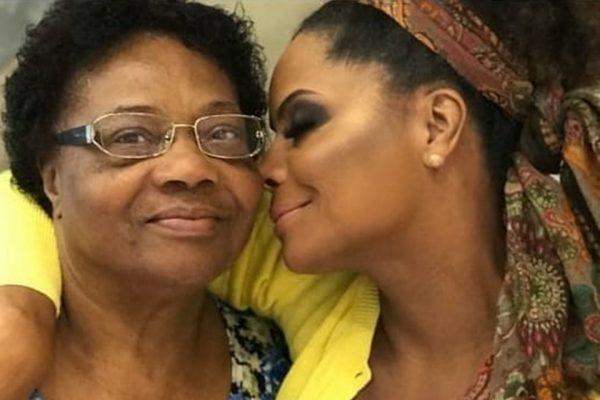 LUTO: Morre a mãe de Adriana Bombom, aos 75 anos, vítima do vírus