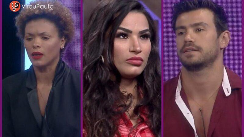 ENQUETE: Mariano, Raissa Barbosa ou Lidi Lisboa ? Vote em quem DEVE SAIR de A FAZENDA 12