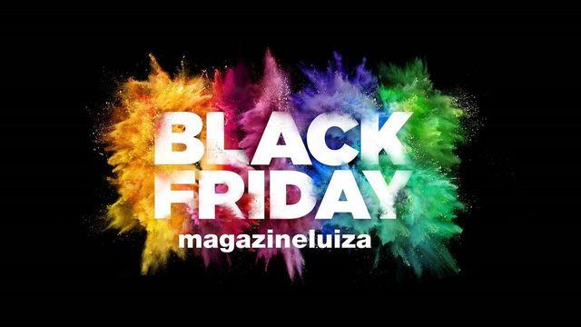 BLACK FRIDAY: Magazine Luiza promete até 80% de desconto e frete grátis, confira
