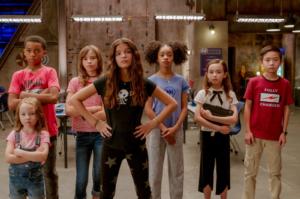 Confira as primeiras imagens de Pequenos Grandes Heróis, novo filme da Netflix