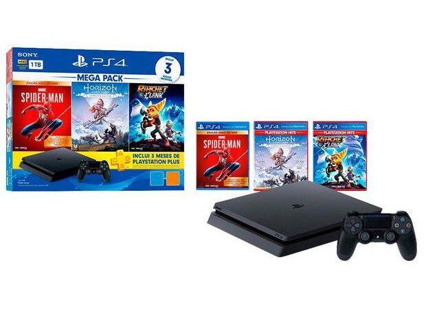 BLACK FRIDAY: Playstation 4 está com ótimo preço na Magazine Luiza, confira