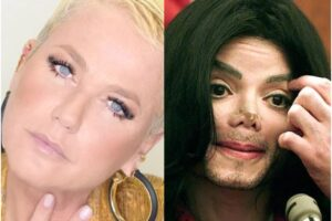 Xuxa faz revelações sobre pedido de casamento de Michael Jackson