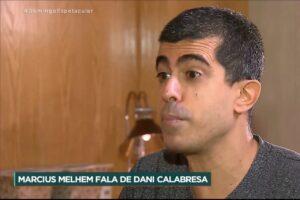 VÍDEO: Marcius Melhem dá entrevista para Cabrini e faz revelações sobre Dani Calabresa