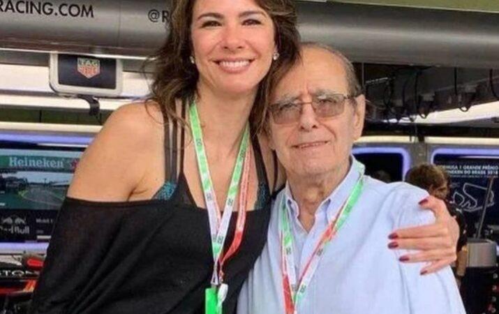 Morre o pai de Luciana Gimenez