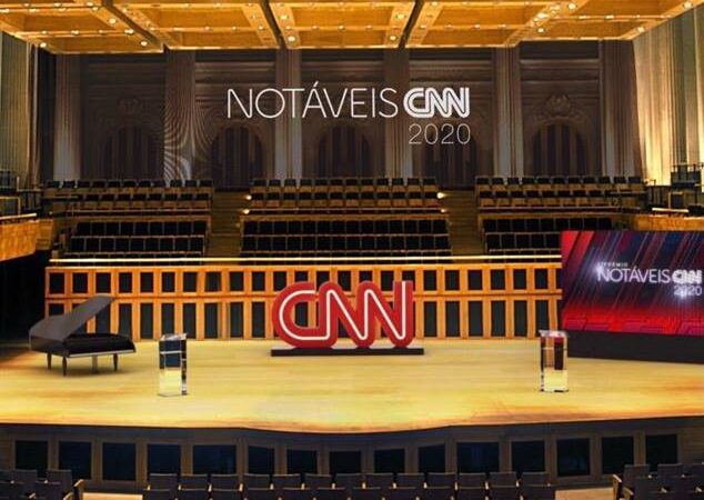 """CNN Brasil lança o """"Prêmio Notáveis CNN"""""""