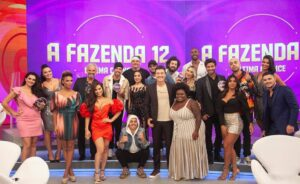 Jojo e peões de A FAZENDA 12 participam do Hora do Faro e resolvem tretas