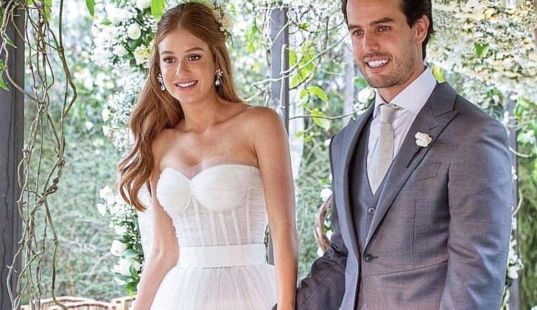 Marina Ruy Barbosa e Alexandre Negrão se separam após três anos de casados