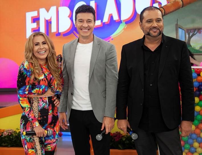 Geraldo Luis e Joelma disputam prêmio no Hora do Faro