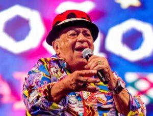 LUTO: Morre aos 89 anos, o cantor Genival Lacerda