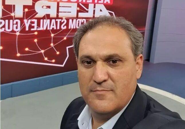 Apresentador Stanley Gusman, do SBT/TV Alterosa, morre aos 49 anos