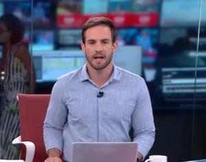 "CNN confirma Daniel Adjuto na bancada do ""Live CNN"""