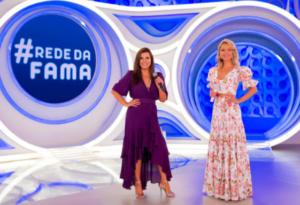Mara Maravilha abre seu coração para Eliana neste domingo