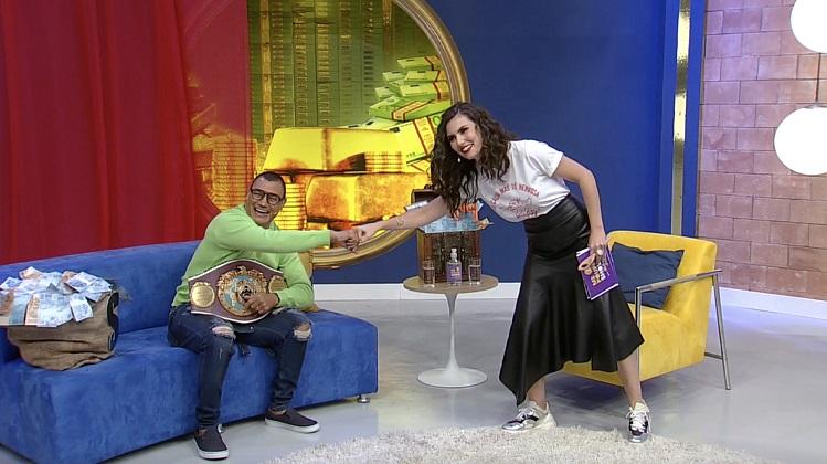 Me Poupe! Show, de Nathalia Arcuri, estreia nesta terça-feira na Rede TV