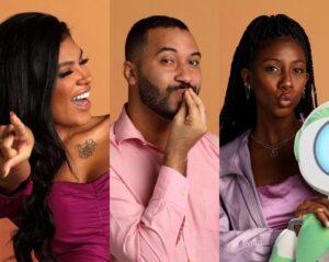 ENQUETE PAREDÃO: Pocah, Gil ou Camila? Vote em QUEM DEVE SAIR do BBB 21