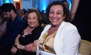 Bárbara Bruno, filha de Nicette Bruno, é diagnosticada com Covid-19 e intubada