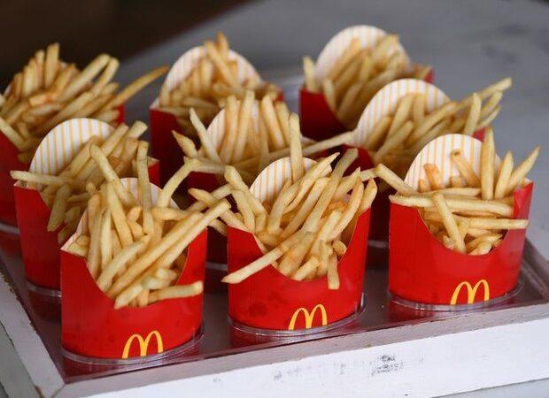 Como fazer a BATATA FRITA do McDonald's? Segredo revelado!