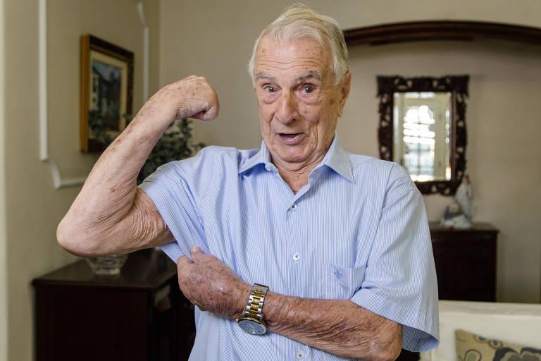 Luto: Morre aos 101 anos, ator e dublador Orlando Drummond