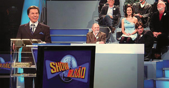 Repaginado, Show do Milhão retornará ao SBT após 12 anos, saiba como participar