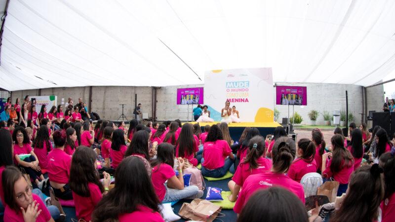 Força Meninas celebra jovens talentos femininos em premiação